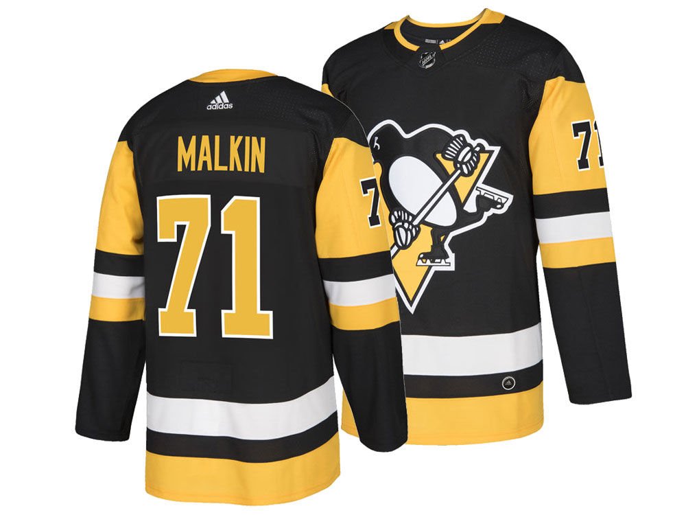 Pittsburgh Penguins Evgeni Malkin adidas NHL Men s adizero Authentic ... 01ee3f027