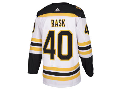 Boston Bruins Tuukka Rask adidas NHL Men's Authentic Player Jersey