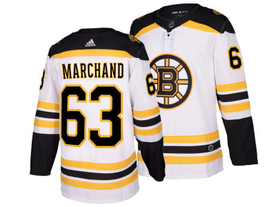 Boston Bruins Brad Marchand adidas NHL Men's adizero Authentic Pro Player Jersey