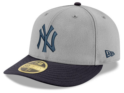 New York Yankees New Era MLB Cooperstown Low Crown 59FIFTY Cap