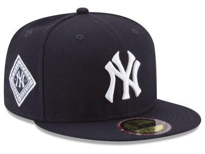 New York Yankees New Era MLB Ultimate Patch Collection World Series 59FIFTY Cap