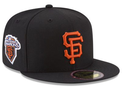 San Francisco Giants New Era MLB Ultimate Patch Collection World Series 59FIFTY Cap