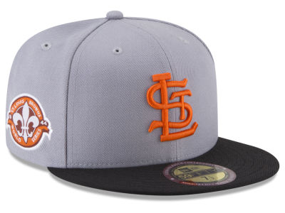St. Louis Browns New Era MLB Ultimate Patch Collection World Series 59FIFTY Cap