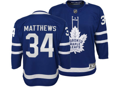 Toronto Maple Leafs Auston Matthews NHL Youth Premier Player Jersey