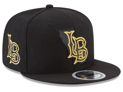 Long Beach State 49ers New Era NCAA State Flective Snapback Cap