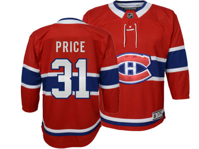 Montreal Canadiens Carey Price NHL Youth Premier Player Jersey