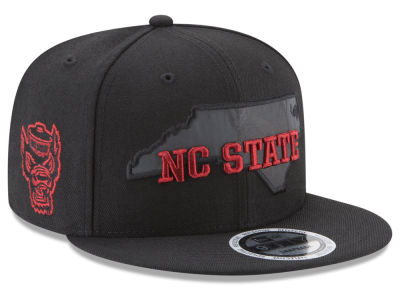 North Carolina State Wolfpack New Era NCAA State Flective Snapback Cap