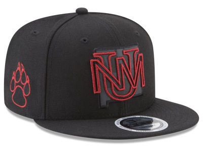 New Mexico Lobos New Era NCAA State Flective Snapback Cap