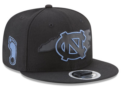 North Carolina Tar Heels New Era NCAA State Flective Snapback Cap