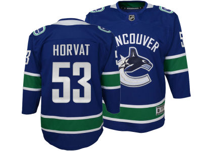 Vancouver Canucks Bo Horvat NHL Youth Premier Player Jersey