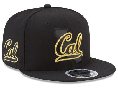 California Golden Bears New Era NCAA State Flective Snapback Cap