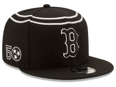 Boston Red Sox Mookie Betts New Era MLB Betts Designed Collection 9FIFTY Snapback Cap
