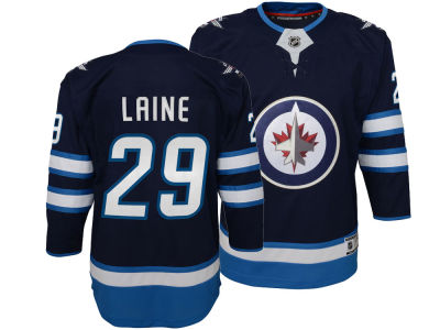 Winnipeg Jets Patrik Laine NHL Branded NHL Youth Premier Player Jersey