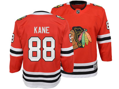 Chicago Blackhawks Patrick Kane NHL Youth Premier Player Jersey