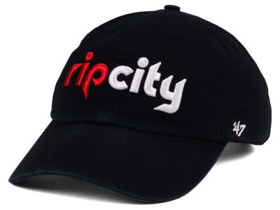 Portland Trail Blazers '47 NBA '47 CLEAN UP Cap
