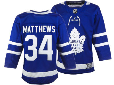 Toronto Maple Leafs Auston Matthews NHL Kids Premier Player Jersey