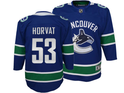 Vancouver Canucks Bo Horvat NHL Kids Premier Player Jersey