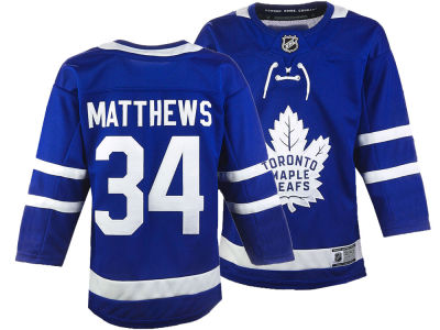 Toronto Maple Leafs Auston Matthews NHL Toddler Premier Player Jersey