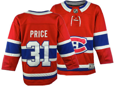 Montreal Canadiens Carey Price NHL Branded NHL Toddler Premier Player Jersey