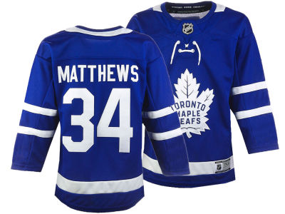 Toronto Maple Leafs Auston Matthews NHL Infant Premier Player Jersey