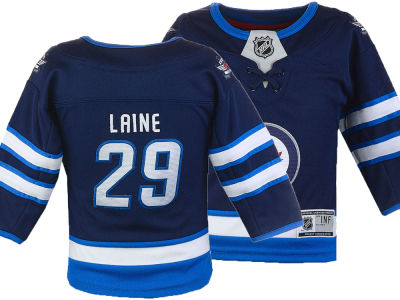 Winnipeg Jets Patrik Laine NHL Branded NHL Infant Premier Player Jersey