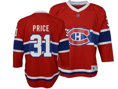 Montreal Canadiens Carey Price NHL Youth Replica Player Jersey