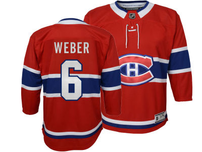 Montreal Canadiens Shea Weber NHL Branded NHL Youth Replica Player Jersey