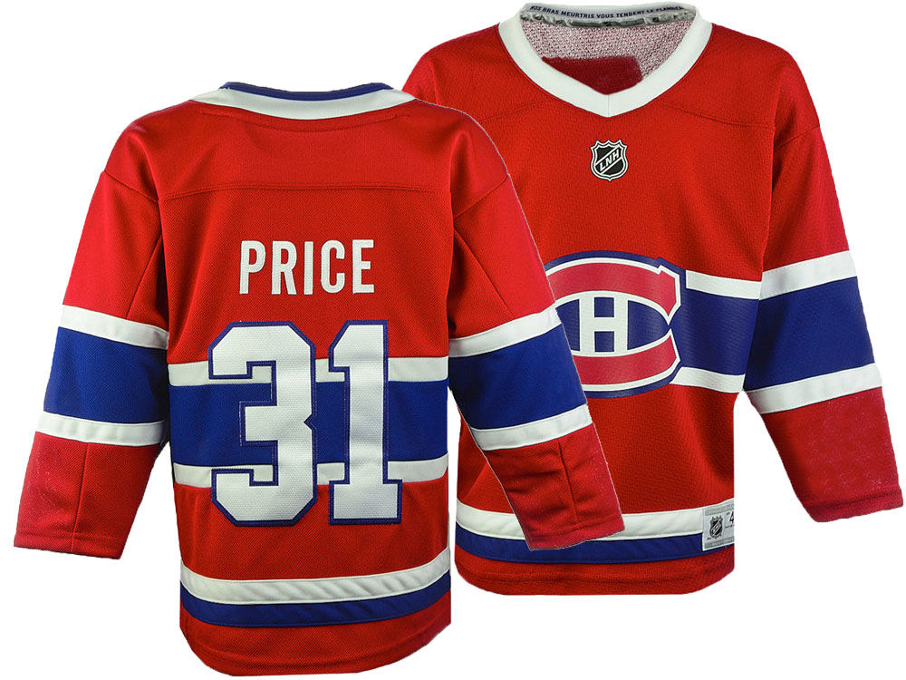 5e469a6589a ... Montreal Canadiens Carey Price NHL Kids Replica Player Jersey ...