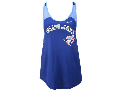 Toronto Blue Jays Nike MLB Women's Wordmark Coop Tank
