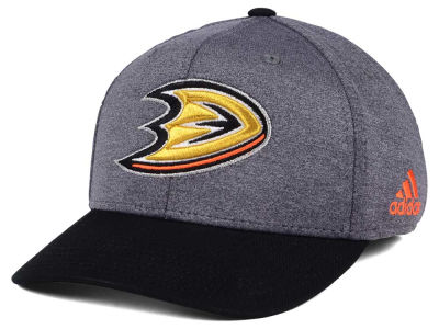 Anaheim Ducks adidas NHL Shortside Flex Cap