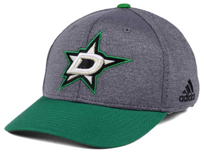 Dallas Stars adidas NHL Shortside Flex Cap