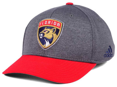 Florida Panthers adidas NHL Shortside Flex Cap