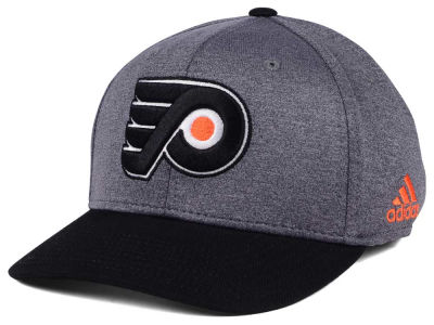 Philadelphia Flyers adidas NHL Shortside Flex Cap