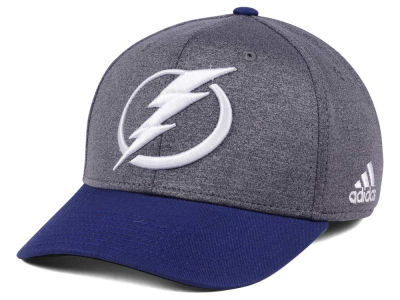Tampa Bay Lightning adidas NHL Shortside Flex Cap