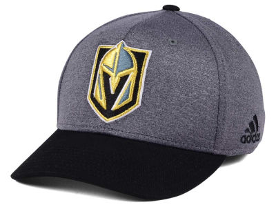 Vegas Golden Knights adidas NHL Shortside Flex Cap