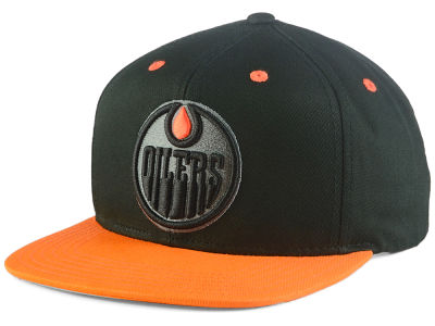 Edmonton Oilers NHL Youth Two Tone Snapback Cap