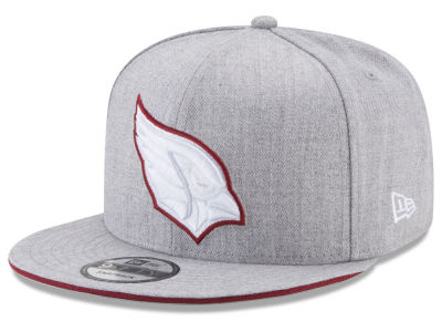 Arizona Cardinals New Era NFL Heather Hot 9FIFTY Snapback Cap