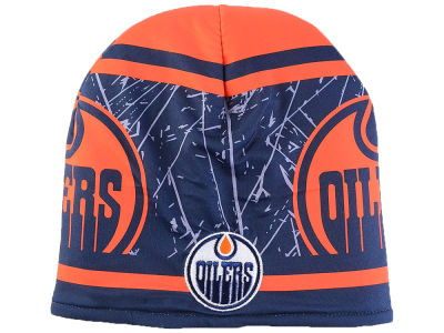 Edmonton Oilers adidas NHL Youth Practice Beanie