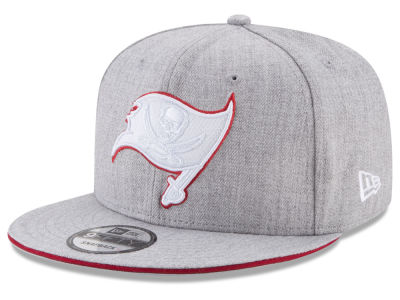 Tampa Bay Buccaneers New Era NFL Heather Hot 9FIFTY Snapback Cap