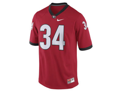 Georgia Bulldogs Nike NCAA Replica Football Game Jersey