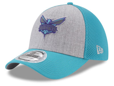 Charlotte Hornets New Era NBA Total Reflective 39THIRTY Cap