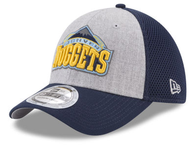 Denver Nuggets New Era NBA Total Reflective 39THIRTY Cap