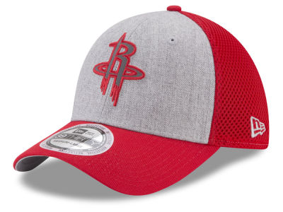 Houston Rockets New Era NBA Total Reflective 39THIRTY Cap