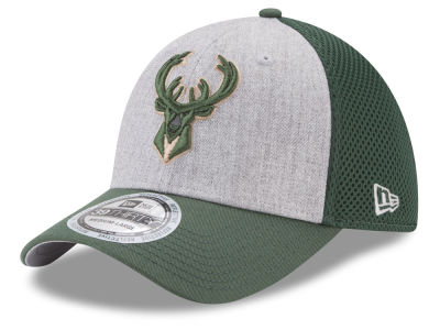 Milwaukee Bucks New Era NBA Total Reflective 39THIRTY Cap