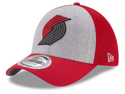 Portland Trail Blazers New Era NBA Total Reflective 39THIRTY Cap