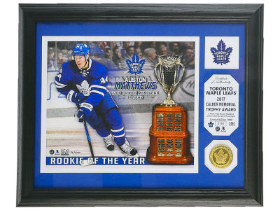 Toronto Maple Leafs Auston Matthews Calder Memorial - Single Coin