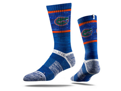 Florida Gators Strideline NCAA Strideline Crew Socks II