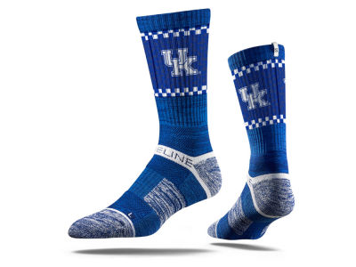Kentucky Wildcats NCAA Strideline Crew Socks II