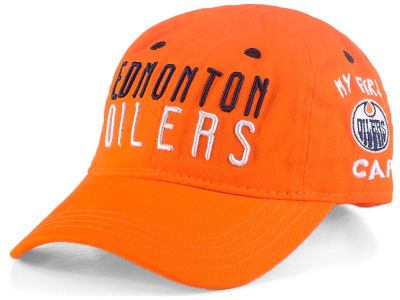Edmonton Oilers NHL NHL Infant My First Infant Slouch Cap
