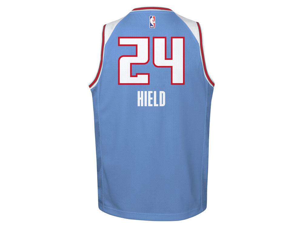 Sacramento Kings Buddy Hield NBA Youth City Edition Swingman Jersey ... 072ba4f3e